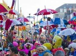 В Риме будет возрожден карнавал