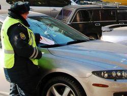 Штраф за парковку может увеличиться в 15 раз