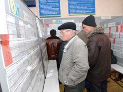 Реальная безработица в России выросла на треть
