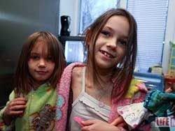 В Подмосковье 8-летняя дочь приняла у матери роды