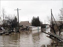 Ученые: Украине грозит сильное наводнение