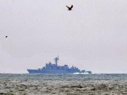 КНДР вновь открыла огонь на морской границе