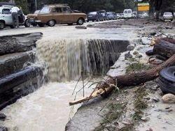 Украине грозит грандиозное наводнение