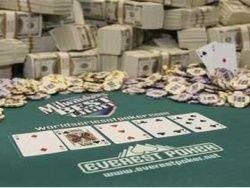В центре Москвы обнаружился подпольный покерный клуб