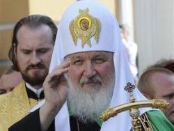 Патриарх Кирилл благословит сборную России на Олимпиаду