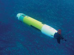 ВМС Италии приняли на службу подводного робота