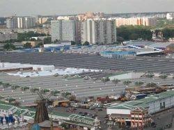 Черкизон становится самым большим в Москве бомжатником