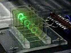 Российские ученые создали самые быстродействующие ЖК ячейки