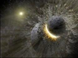 Ученые разработали теорию формирования Луны