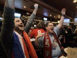 Англичане смогут посмотреть матч по футболу в 3D