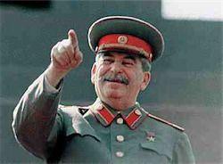 Неудачник Сталин
