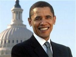 Барак Обама. Первое обращение к нации