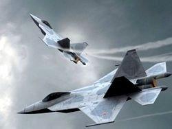 Российский истребитель 5го поколения поднялся в воздух