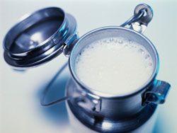В России исчезает молоко