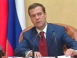 Медведев поручил ФСБ победить коррупцию на Кавказе