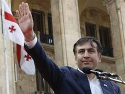 Саакашвили предложил Грузию для ударов НАТО
