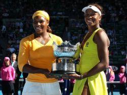 Сестры Уильямс выиграли Australian Open