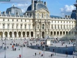 Эрмитаж и Русский музей отправят свои экспонаты в Лувр