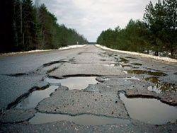 Государство тратит на дороги 40% от необходимого