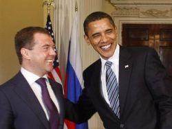 Обама не видит в России конкурента своей стране