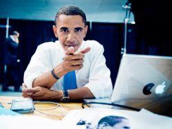 Хакеры обложили Обаму матом