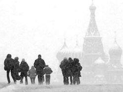 В выходные Москва немного оттает