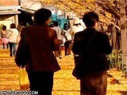 Японцы соберутся в парке, чтобы накричать на своих жен