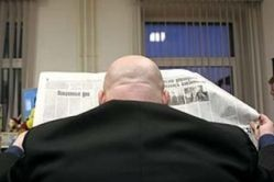 Лишний вес может стоить чиновнику кресла