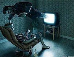 Телевидение генерирует нестабильность