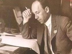 110-лет со дня рождения композитора Исаака Дунаевского