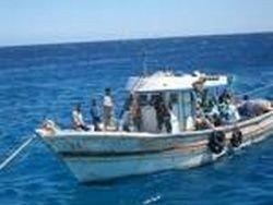 Российские пограничники обстреляли японских рыбаков