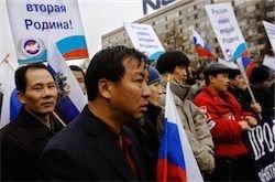 Вымирающих россиян заменят мигранты