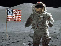 Калифорния претендует на часть Луны