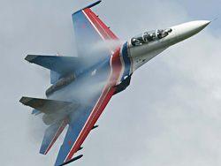 Возобновлены полеты истребителей Су-27