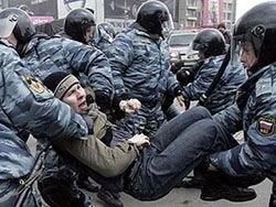"""Колокольцев: Милиция не допустит \""""Митинга несогласных\"""""""