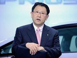 Глава Toyota извинился за массовый отзыв автомобилей