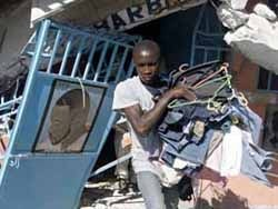 Гаити: царство мародеров