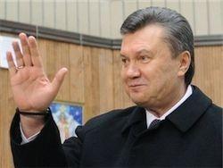 Запорожцы посулили Януковичу гетманскую булаву