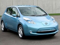 Nissan потратит $1,4 млрд на запуск электромобиля
