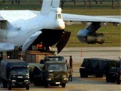 Таиланд: Оружие на борту Ил-76 предназначалось для Ирана