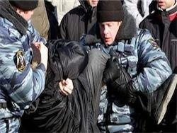 В Москве прошли массовые задержания оппозиционеров