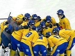 Сборная РФ проиграла в финале чемпионата мира по хоккею с мячом