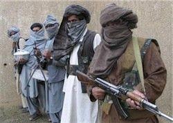 Расколотый Афганистан