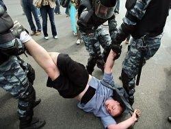 В Петербурге за защиту Конституции задержаны 25 человек