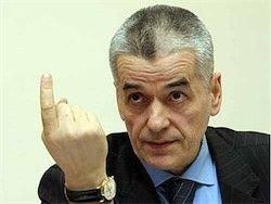 Онищенко назовет причины кишечной инфекции в Магадане