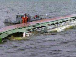 В акватории юга Сахалина затонула рыболовная шхуна