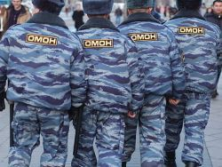 Московские омоновцы пожаловались Медведеву