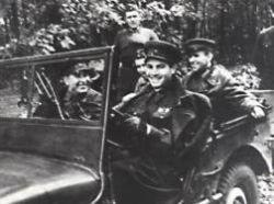 Версии гибели генерала Черняховского
