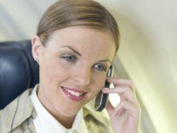 Звонок из самолета: правила набора