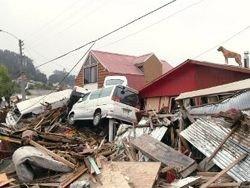 В Чили число жертв землетрясения превысило 700 человек